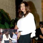 The mystery man in Sushmita Sen's life is someone we would have never guessed!