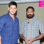 Mahesh Babu and Brahmotsavam director Srikanth Addala ROCK the casual look in a candid interview - view HQ pics!