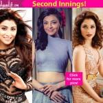 Shriya Saran, Tamannaah Bhatia, Kajal Aggarwal- 5 South actresses who got a second chance in Bollywood!