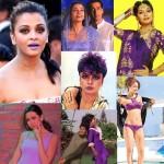 Aishwarya Rai Bachchan, Madhuri Dixit Nene, Karisma Kapoor, Rekha - 10 times B-Town beauties hit a purple patch!