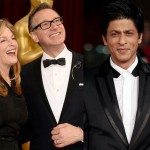 Shah Rukh Khan sets up a date with Hollywood director Paul Feig and his wife!