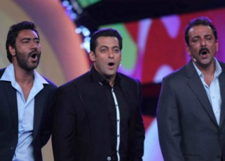 Woohoo! Salman Khan, Ajay Devgn and Sanjay Dutt to REUNITE for a film together?