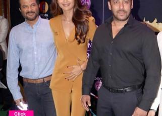 Salman Khan, Anil Kapoor and Shilpa Shetty have a mini reunion at IIFA press conference- view HQ pics!