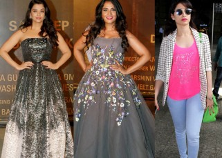 Aishwarya Rai Bachchan, Radhika Apte, Mallika Sherawat - 5 celebs whose style game FAILED to impress us!