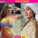 Sofia Hayat's transformation into a NUN will leave you SHELL-SHOCKED!