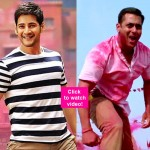 Mahesh Babu's dance moves in Brahmotsavam will remind you of Salman Khan instantly!