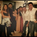 Akshay Kumar and the Housefull 3 gang gatecrash Asin's midnight feast