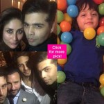 Witness all the madness that took place at Karan Johar's birthday bash right HERE - view pics!