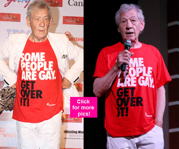 Sir Ian McKellen - Get Latest News & Movie Reviews, Videos ...