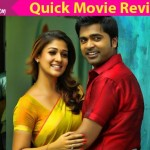 Idhu Namma Aalu quick movie review: Simbu starrer is a super entertaining watch so far thanks to its brilliant direction!