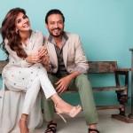 Hindi Medium first look: Irrfan and Pakistani hottie Saba Qamar make a refreshing and unconventional pair!