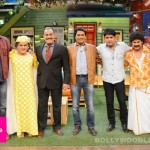 The Kapil Sharma Show sees the wedding of Ali Asgar with ACP Pradyuman – view HQ pics!