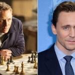 Tom Hiddleston to replace Daniel Craig as James Bond?