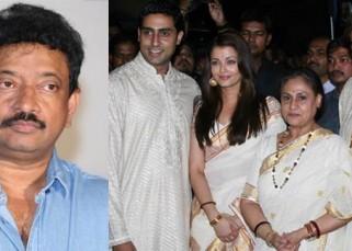 Ram Gopal Varma: I don't share a close bond with the Bachchan family