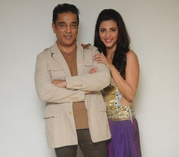 This Video Of Shruti Haasan Jamming With Father Kamal: Shruti Haasan Joins Kamal Haasan In US For Sabash Naidu