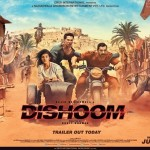 Varun, John and Jacqueline look rogue and ready for action in this adrenaline charged poster of Dishoom!