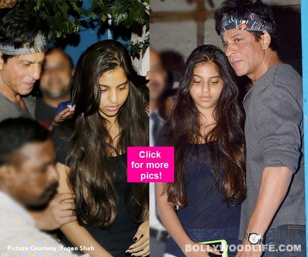 Aryan and Gauri Khan look more like SIBLINGS in this ...