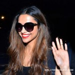 Deepika Padukone used her celeb status to get work done at Budapest airport?
