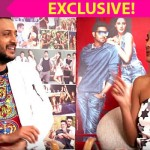 Riteish Deshmukh and Lisa Haydon are the funniest pair in Housefull 3! Don't believe us? - watch video!