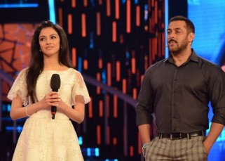 Divya Khosla Kumar wants to work with her favourite actor Salman Khan!
