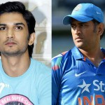 This is what M.S. Dhoni has to say about his biopic starring Sushant Singh Rajput!