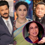 Madhuri Dixit, Anil Kapoor, Rishi Kapoor mourn over the death of veteran actor Sulabha Deshpande!