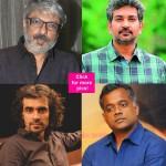 SS Rajamouli - Sanjay Leela Bhansali, Gautham Menon - Imtiaz Ali : 5 South directors who have mind blowing similarities with Bollywood big shots!