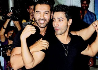 Varun Dhawan: John Abraham is my big brother