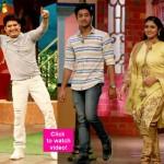 Sairat's team makes Kapil Sharma and Co dance on Zhingat on The Kapil Sharma Show - watch video!