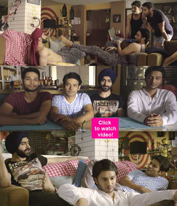 Pyaar Ka Punchnama Luv Ranjan: Life Sahi Hai Review: This Men Will Be Men Spin Is