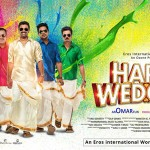 Malayalam film Happy Wedding starring the Premam boys gets an India wide release!