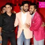 Housefull 3 stars Akshay, Abhishek and Riteish celebrate the film's success in style - view HQ pics!