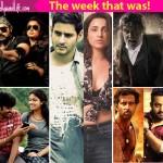 Dhanush's Thodari audio launch, Rajinikanth's Kabali release postponed, Hansika's Bogan first look- take a look at the top 5 newsmakers of the week!