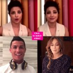 Priyanka Chopra's features in a music video with J-Lo and Christiano Ronaldo and it's not just a blink and miss - watch video!