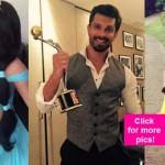 Karan's message for his 'monkey', Mouni's Jasmine avatar, Sonarika's travel diaries - TV Insta this week