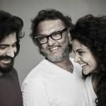 Sonam shares a candid picture of Mirzya actors Harshvardhan, Saiyami and director Rakeysh