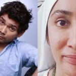 Ouch! Sofia Hayat gets a written LASHING from naked yoga guru, Vivek Mishra