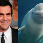 Modern Family's Phil Dunphy aka Ty Burrell speaks about being a WHALE in Finding Dory!