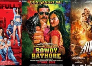 Housefull 3, Airlift, Rowdy Rathore - 5 films of Akshay Kumar that entered the 100 crore club