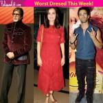 Amitabh Bachchan, Pulkit Samrat, Dia Mirza - 5 celebs whose style game this week made us CRINGE!