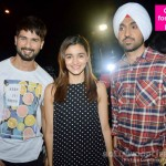 Shahid Kapoor, Alia Bhatt and Diljit Dosanjh enjoy Udta Punjab with fans - View HQ Pics!