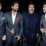 Filmfare Awards South 2016: Chiranjeevi, Rana Daggubati, Allu Arjun, Ram Charan slay it with style - view HQ pics!