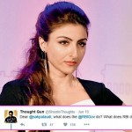 Soha Ali Khan expresses her disappointment about Raghuram Rajan's exit and gets trolled in return!
