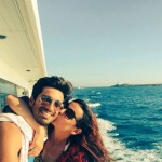 Mohit Sehgal and Sanaya Irani's lovey-dovey moment on the seas will make your day!