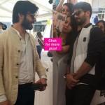 IIFA 2016: Shahid Kapoor, Fawad Khan make a stylish entry at Madrid – view pics!