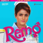 Remo first look: Sivakarthikeyan is playing a female nurse and we still can't believe our eyes!