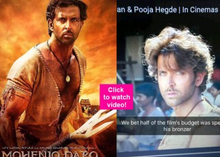 Mohenjo Daro trailer Snapchat review: Hrithik Roshan's movie better not be THAT long and unintentionally funny!