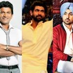 Diljit Dosanjh, Rana Daggubati and Puneeth Rajkumar appointed brand ambassadors for a major Kabaddi event!