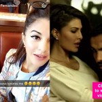 Snapchat Diaries: Jacqueline Fernandez gets a ROYAL IGNORE from Dishoom co-star John Abraham