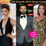 IIFA Rocks 2016: Sonakshi Sinha, Deepika Padukone, Fawad Khan DAZZLE at the green carpet – view HQ pics!